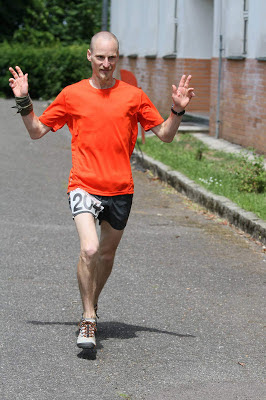 Ultramaraton Borák 2013