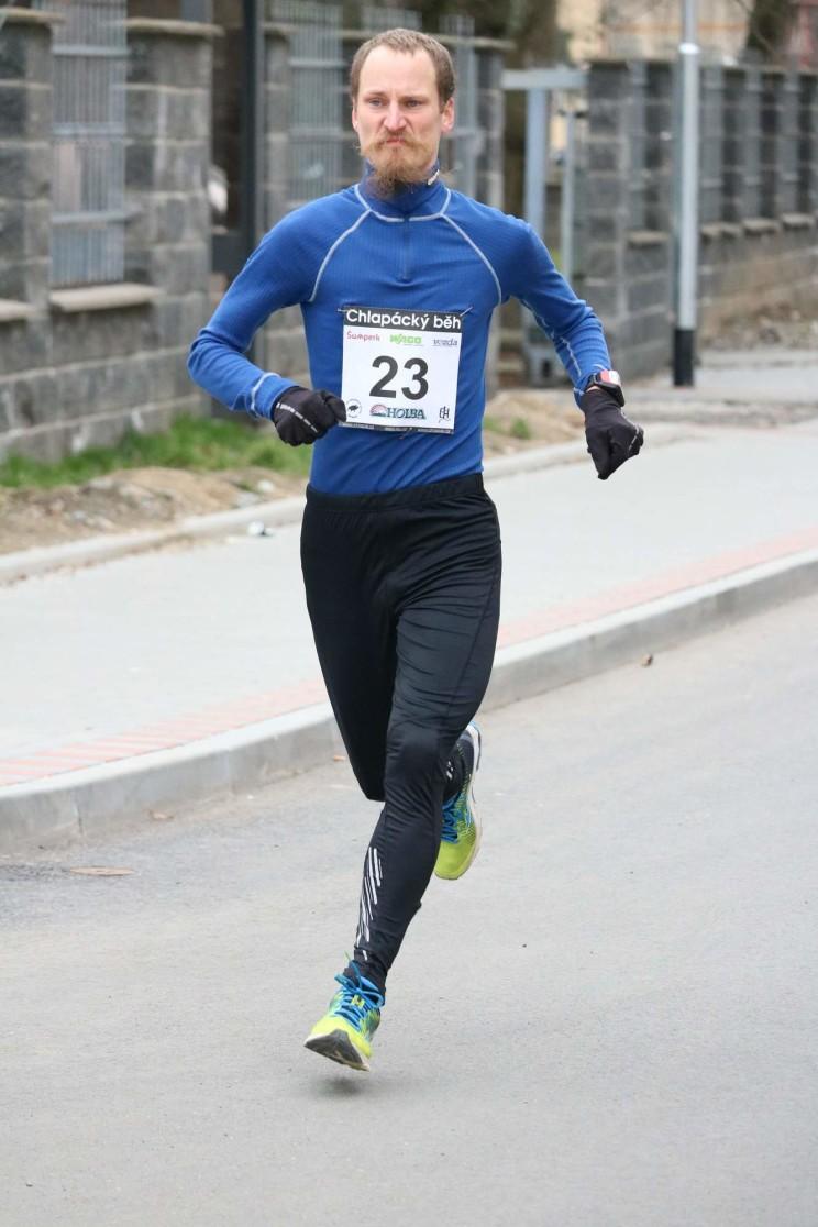Běh za břehem 2016